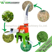 Weiwei grass chopper hay feed grinding machine
